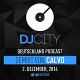 CALVO - DJcity DE Podcast - 02/12/14