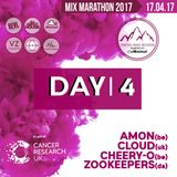 The Mix Marathon 2017 - Full version (4/4) - DAY FOUR (EXTRA DAY)