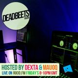 DeadBeets Radio 016 - 26/07/13 - Pre-Recorded: Mauoq DNB Podcast 021 / Arkaik Guest Mix Kmag