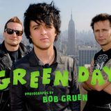 Celebrating 25 years of Green Day, from renowned photographer Bob Gruen