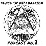 We Are Underground Podcast No.3 Mixed By KIM DAMIEN