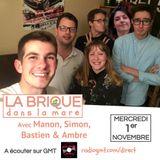 LBDLM #29 - 1er novembre 2017 - Manon, Simon, Bastien & Ambre