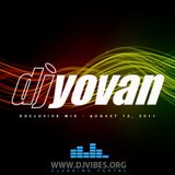 Yovan - Guest Mix on Vibes Radio
