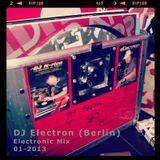 electron @ Electronic Mix 01-2013