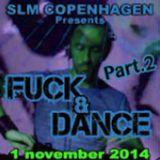 Fuck & Dance (part 2) - SLM Copenhagen - Nov 2014