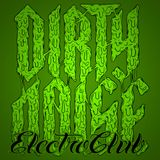 Dirty Noise @ ElectroCLUB Radio Show 01-08-2012