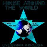 House Around The World @K1 Club /Königsleiten