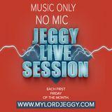 Jeggy Live Session 3
