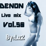 Denon Live mix vol.50