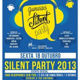 CorreiaElectronica Djs LIVE @ Silent Party Aniversario Dreams Productions ( Sao Mamede CAE Guimares