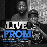 Live From // Minnesota - Rouge Lounge // Roc My Trad Hosted by Dj BankE 06.02.28