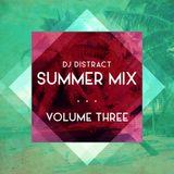 Distract - Summer Mix - Volume Three