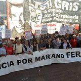 Marcha a 2 años del asesinato de Mariano Ferreyra