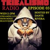 Tribalismo Radio-Episode 3    28/1/15. Live from Bondi Beach Radio