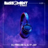 The Bassment w/ DJ P-Jay 04.20.18 (Hour One)