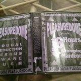 PLEASUREDOME-BLACK COVER-1994-RUSH & DOUGAL & VIBES LIVE PA