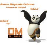 Dance Megamix Februar Vol.2 ( Hands up Edition)