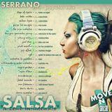 """Serrano: Salsa """"a zene mindenkié"""" 2013 popular mix"""