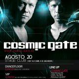 Cosmic Gate Tribute Set
