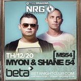Myon and Shane 54 - Live at Beta Nightclub (Denver) - 20.12.2012
