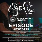 Aly  Fila - Future Sound Of Egypt 459 [29.08.2016]