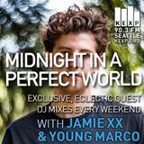 KEXP Presents Midnight In A Perfect World with Jamie xx and Young Marco