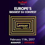 NYDJAY by NEW YORKER - [DJ ATIIIS] - [HUNGARY]