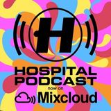 Hospital Podcast 272 with London Elektricity & Etherwood