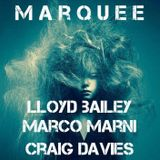 marco marNi set for marquee 17/11/17