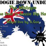 Boogie Down Under- The Best in Australian Hip Hop