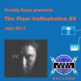 Podcast Coffeeholics XV - Pure Radio by Freddy Kaza (Sunday July 30th 2017)