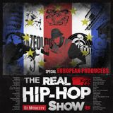 DJ MODESTY - THE REAL HIP HOP SHOW N°235 (SPECIAL EUROPEAN PRODUCERS)