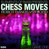 Robot Hands vs Flood - Chess Moves: Game 1