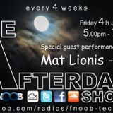 Mat Lionis - The AfterDark Show 4th january 2013