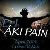 Crossfit mix Apríl 2014 Dj aki pain