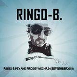 Ringo-B.Psy and Proggy Mix Nr.91(September2018)