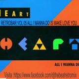 DJ THE BEAT 2015 - RETROBAR VOL 05 ALL I WANNA DO IS MAKE LOVE YOU