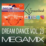 DREAM DANCE VOL 23 MEGAMIX GREENBEAT
