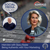 Episode #90: Interview with Stacy Raske from stacyraske.com - Being Authentic with Your Marketing