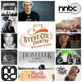 SteveCee Country: 16/10/16 (Part 1 of 2) NNBC Show #3 - Hour 1