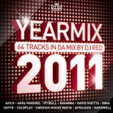 B-RED Events - Yearmix 2011 (mixed by DJ RED)_80min