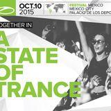 Ruben De Ronde live @ A State Of Trance Festival (ASOT700, Mexico)   10.10.2015