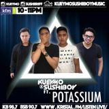 KFM Radio Podcast EP14 ft DJ Potassium