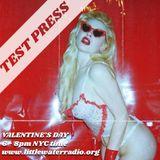 Test Press w/ Ian O'Brien 2/14/18 littlewaterradio.com