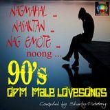 90's  OPM  MALE  LOVESONGS