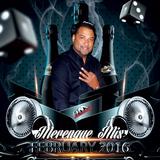 Merengue Mix Febrero 2016 By Dj Rez (Promo Only)