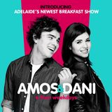 Launch of Hit107, first hour - Amos and Dani - 20th  October 2014
