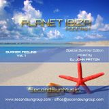 Planet Ibiza Summerfeeling 1 mixed by John Patton