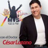 EL IMPACTO DE LO QUE COMES EN TU ACTITUD Y VIDA - DR. CESAR LOZANO