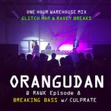 Orangudan @ RAWK Episode 8: BREAKING BASS